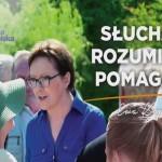 Skuteczniejsza reklama Szydło czy Kopacz?