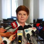 Sondaż: PiS deklasuje, Szydło lepszym premierem niż Kaczyński