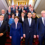 Kiepska ocena dla premier i jej rządu.