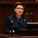 Sondaż: problemy rządu Beaty Szydło